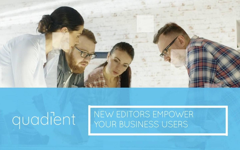 quadient user empowerment